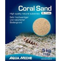 AQUA MEDIC Coral Sand / Korallensand 0 - 1 mm 25kg