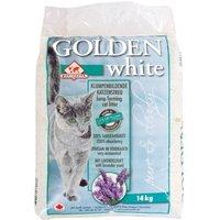 GOLDEN white Katzenstreu mit Lavendelduft