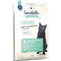Sanabelle Sterilized Katzentrockenfutter