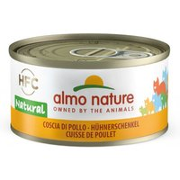 Almo Nature HFC Natural 70g Dose Katzennassfutter