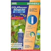 DENNERLE CO2 Bio Set 120 Komplett-Set BIO-CO2 Anlage