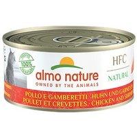 Almo Nature HFC Natural 150g Dose Katzennassfutter