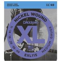 Daddario EXL115 Saiten für e-Gitarre