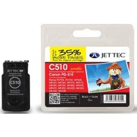 'Canon Pg510 Black Remanufactured Ink Cartridge By Jettec C510