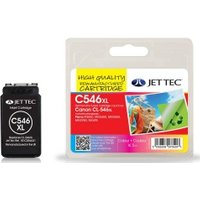 Canon CL546 XL Colour Remanufactured Ink Cartridge by JetTec C546XL