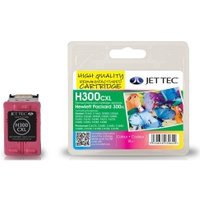 HP300 XL CC644EE Colour Remanufactured JetTec Ink Cartridge H300CXL