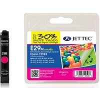 Image of Epson T2983 Magenta Remanufactured Ink Cartridge by JetTec E29M