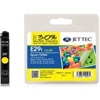 Epson T2984 Yellow Remanufactured Ink Cartridge by JetTec - E29Y