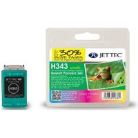 Image of HP343 C8766EE Remanufactured Ink Cartridge by JetTec H343