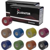 Gladiator Sports Kinesiology Tape  12 rolls