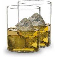 Riedel Gläser H2O Classic Bar Whisky / Wasser Gläser 2er Set h: 100 mm / 430 ml