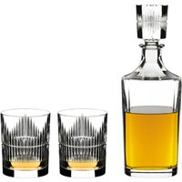 Riedel Gläser Tumbler Kollektion Shadows Whisky Glas Set 3-tlg.