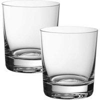 Villeroy & Boch Purismo Bar Becher klein Glas Set 2-tlg. h: 95 mm / 320 ml