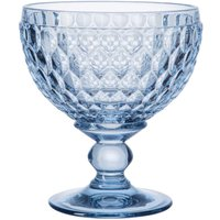 Villeroy & Boch Boston Coloured Sektschale / Dessertschale blue 12,5 cm