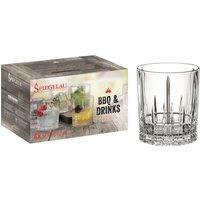 Spiegelau Gläser BBQ & DRINKS Softdrink Glas Set 6-tlg.