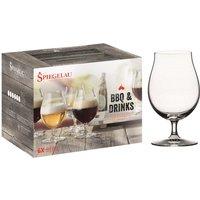Spiegelau Gläser BBQ & DRINKS Beer Glas Set 6-tlg.