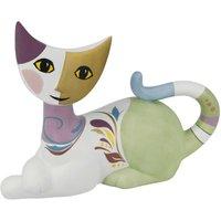 Goebel Rosina Wachtmeister - Rosinas Katzen Colours of Paradise Katze Mara 18,5x14 cm
