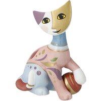 Goebel Rosina Wachtmeister - Minikatzen Colours of Paradise Minikatze Maris h: 9 cm