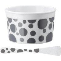 Thomas Sunny Day Cool Ice Grey Eisbecherset 2-tlg. Eisbecher + Eislöffel