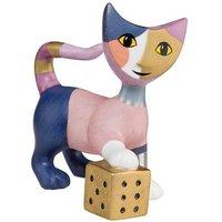 Goebel Rosina Wachtmeister - Minikatzen Minikatze Gioco di dadi h: 8 cm