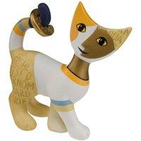 Goebel Rosina Wachtmeister - Minikatzen Minikatze Lancio a ferro di cavallo h: 8 cm