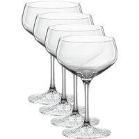Spiegelau Gläser Perfect Serve Collection Coupette Glas 235 ml Set 4-tlg.