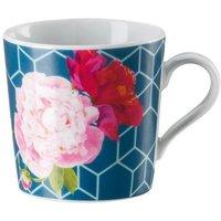 Arzberg Tric Vivid Bloom - Blue floral Espresso-/Mokka-Obertasse 0,10 L