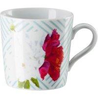 Arzberg Tric Vivid Bloom - Celadon floral Espresso-/Mokka-Obertasse 0,10 L