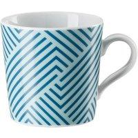 Arzberg Tric Vivid Bloom - Pattern blue Espresso-/Mokka-Obertasse 0,10 L