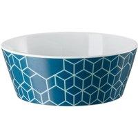 Arzberg Tric Vivid Bloom - Pattern blue Schale konisch 15 cm / 0,70 L
