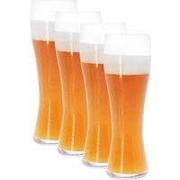 Spiegelau Gläser Beer Classics Weizenbier / Hefeweizen Glas 700 ml Set 4-tlg.