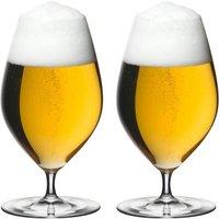Riedel Gläser Veritas Beer Glas 2er Set