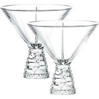 Nachtmann Punk Martini Cocktail Glas Set 2-tlg. 230 ml / h: 117 mm