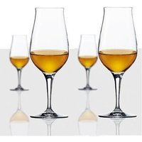 Spiegelau Gläser Bar - Spezialgläser Whisky Snifter Premium Glas 280 ml Set 4-tlg.