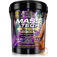 Mass Tech Extreme 2000 Performance Series 22Lb Triple Chocolate Brownie
