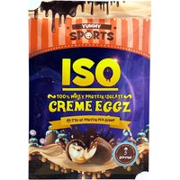 ISO 5 Sevings Choco Candy Cane