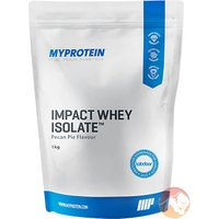 Impact Whey Isolate Natural Strawberry 5KG