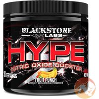 Hype 30 Servings Fruit Punch