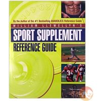 Sports Supplements Reference Guide Softcover