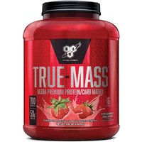 True Mass 2.64kg - Strawberry Milkshake