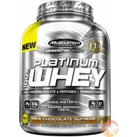 Platinum 100% Whey 5lb - Strawberries & Cream