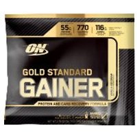 Gold Standard Gainer Trial Serving Chocolate
