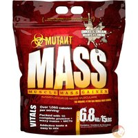 Mutant Mass 5lb (2.27kg) Chocolate Nut
