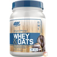 Whey and Oats 14 Servings Chocolate Glazed Donut