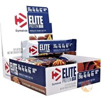 Elite Protein Bar Chocolate Chip Cookie Dough 12 Bars