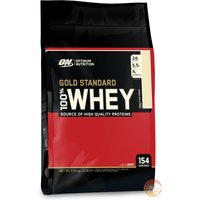 Gold Standard 100% Whey 4.54kg - Delicious Strawberry