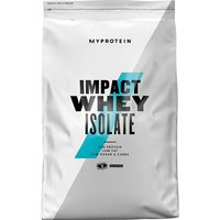 Impact Whey Isolate Natural Strawberry 2.5KG