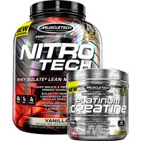 Nitro-Tech Performance Series 1.8kg Chocolate Chip Cookie Dough