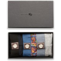 3 Pack Boxer Shorts Gift Set (Multi-Colour, XS, Underwear)