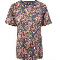Paisley Print T-Shirt (Vintage, M, Printed)